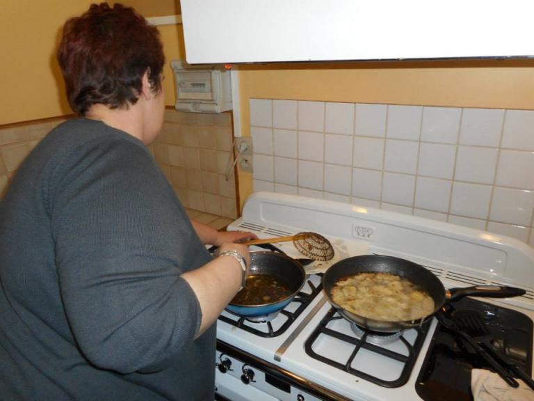 atelier cuisine Thaie par sawitree Renaux